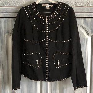 Monoreno Studded Jacket